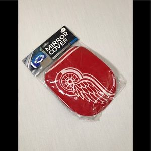 Detroit Red Wing Automotive Mirror Covers NHL